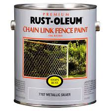 Stops Rust Chain Link Fence Paint Product Page