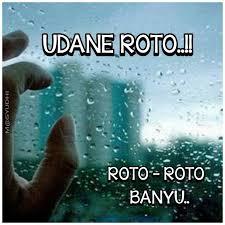 hujan lucu kutipan lucu