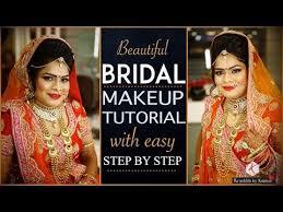 marriage ceremony makeup indian