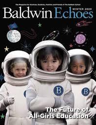 Echoes Winter 2020 by The Baldwin School - issuu