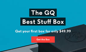 box for men is gq s best stuff