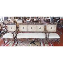 rose wood sofa set