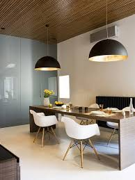rooms with oversize pendant lighting