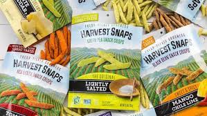 are harvest snaps healthy stack