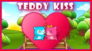 teddy kissing game cute teddy bears