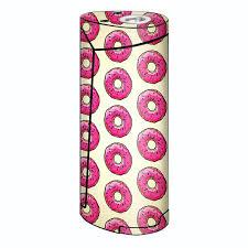 Skin Decal For Smok Priv V8 60w Vape Pink Sprinkles Donuts Itsaskin Com