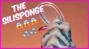 silisponge silicone sponge review