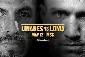Jorge Linares vs Vasyl Lomachenko ...