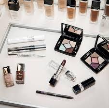 dior fall 2016 makeup collection first