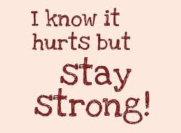 Inspirational Stay Strong Messages and Quotes - WishesMsg