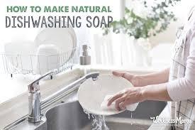 diy liquid dish soap recipe all