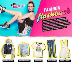 clothing fashion flashback