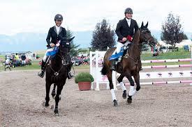 Kurt Martin and Tamra Smith Take Top Honors at Rebecca Farm