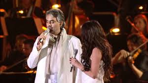 HD - Andrea Bocelli Sarah Brightman - Time To Say Goodbye - YouTube