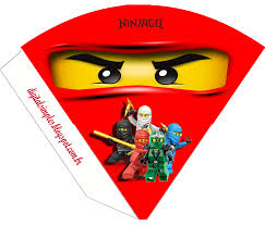 Ninjago Party Free Printable Kit Fiesta De Cumpleanos Ninjago