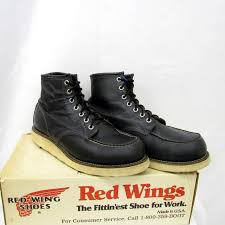 redwing red wing boots irish setter dog