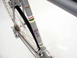 Cinelli World Championship Stripes Decals