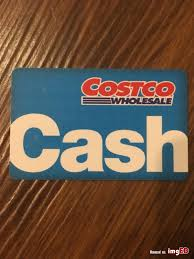 200 costco cash card gift card no
