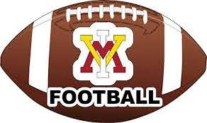 Amazon Com R And R Imports Vmi Keydets Football Vinyl Decal Sticker 2 Pack Clothing