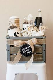 diy wedding gift basket ideas