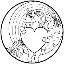 Kleurplaten Paard Stockvectors Rechtenvrije Kleurplaten Paard