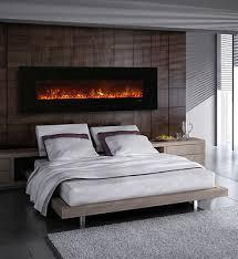 modern flames al80clx g wall mount