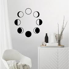 Astronomy Space Wall Decals Wall Decor The Home Depot
