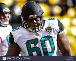 Jan 14th, 2018: Jaguars A.J. Cann #60 during the Jacksonville Jaguars Stock  Photo - Alamy