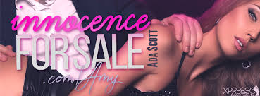 """InnocenceForSale.com/Amy"""" – New Release by Ada Scott – Chill and read"""