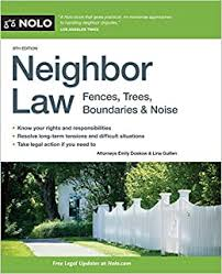 Buy Neighbor Law Book Online At Low Prices In India Neighbor Law Reviews Ratings Amazon In