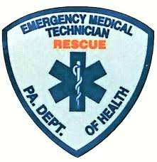 Pennsylvania State E M T Rescue Highly Reflective 2 X 2 Vinyl Decal Decals In 2020 Emt Emergency Medical Rescue