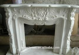 natural stone marble wall mounted gas