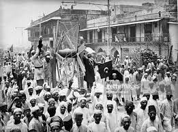 """indianhistorypics on Twitter: """"1922 :: Indian Muslims Take Out ..."""