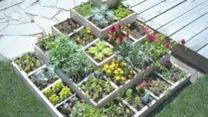 what is square foot gardening my