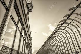 Fence On Top Of Empire State Building To Prevent Suicide Of People Stock Photo Picture And Royalty Free Image Image 35798207