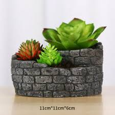 mould flower pot making concrete cement
