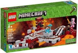Đồ chơi lắp ráp LEGO 21130 - Đường Ray Thám Hiểm Địa Ngục (LEGO ...