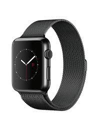 Apple Watch 1st Gen 42mm Space Black ...