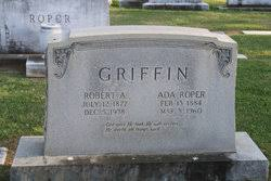 Ada Lucy Roper Griffin (1884-1960) - Find A Grave Memorial