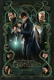 Animali Fantastici: I Crimini di Grindelwald, ecco il nuovo poster ...