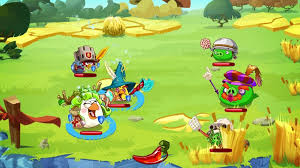 Download Angry Birds Epic on PC running Windows XP, 7, 8 or Vista ...