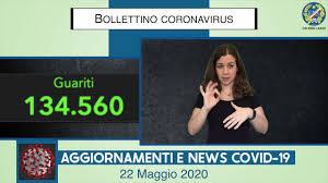 22 MAGGIO 2020