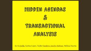 Hidden Agendas by Joselyn Beltran on Prezi