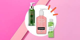 15 best acne face washes of 2020