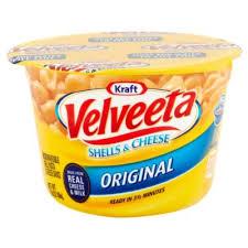 kraft velveeta ss and cheese cup