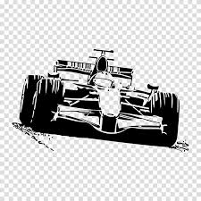 Poster Formula 1 Wall Decal Auto Racing Sticker Sports Room Formula One Car Transparent Background Png Clipart Hiclipart