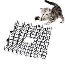 Cat Repellent Outdoor Garden Dog Plastic Nail Scat Mat Buy At A Low Prices On Joom E Commerce Platform