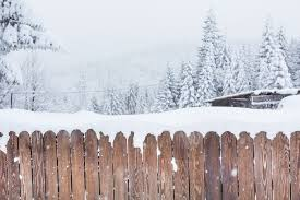 6 Reasons Why Winter Is A Good Time Of Year To Install A Fence