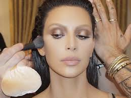 kim kardashian s makeup artist is