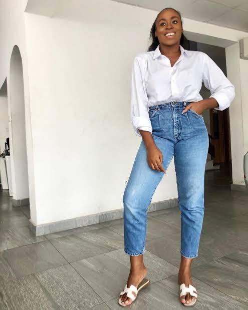 "Image result for ozinna anumudu shirt and jeans"""
